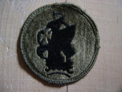 Southern Command Combat patch Subdued