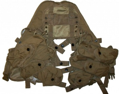Stridssele Enhanced Tactical Load USMC Coyote Tan