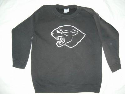sweatshirt collegetröja black panther m power u s vietnam war 1959 75