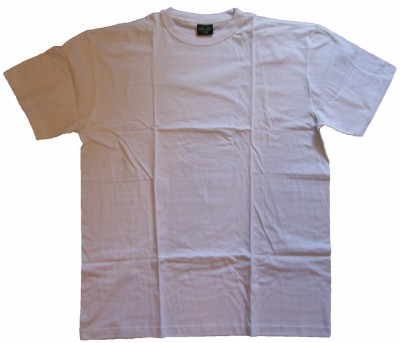 T-Shirt Vit White