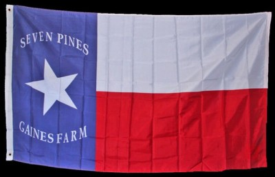 Flagga+Texas+Hoods+Brigade+CSA+Civil+War
