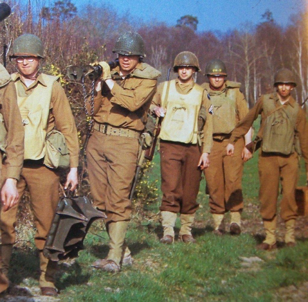 Ammo Bag Vest M2 US Ar...M Day Army