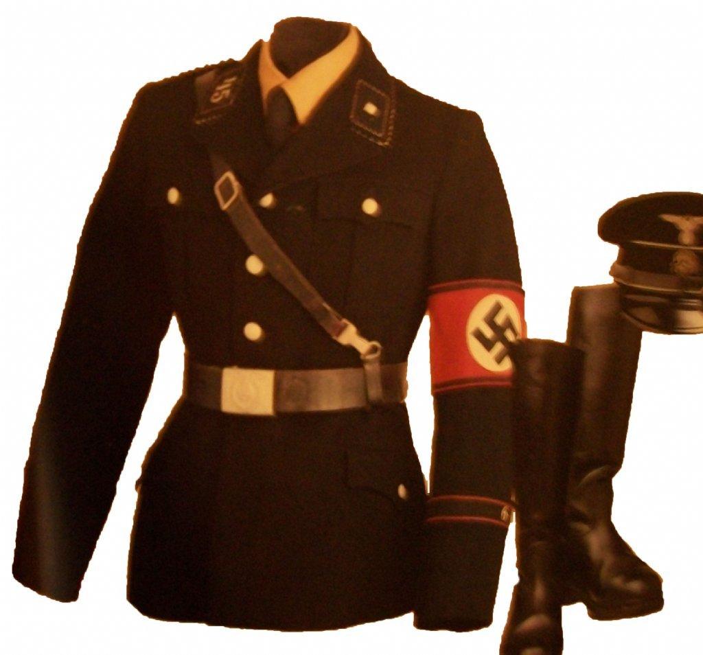 Feldbluse M32 Waffen Oberbefehl WW2 repro: S WW1 WW2