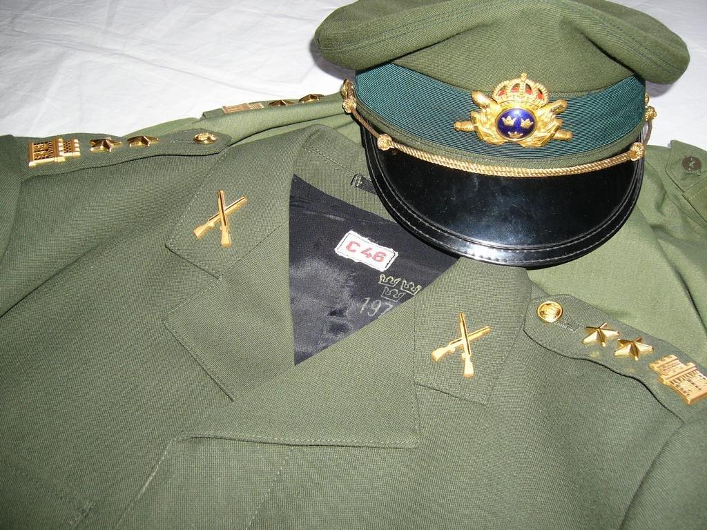försvarsmakten organisationsnummer