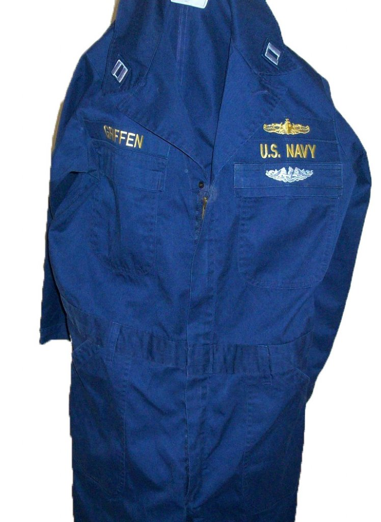Coverall Utility Us Navy Original Us 42s Uniformer